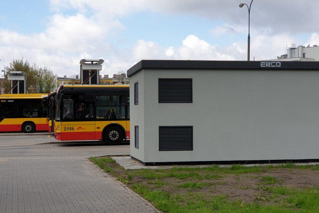 MZA / Warszawa (stacje ładowania)